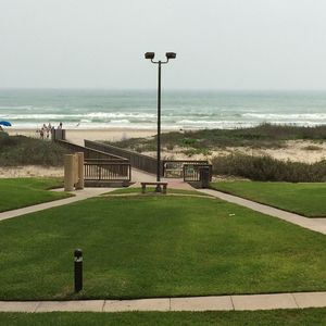Photo for Beachfront Complex with Beautiful View of the Gulf
