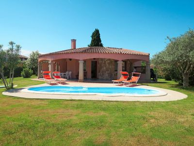 Photo for 3 bedroom Villa, sleeps 8 in Costa Rei with Pool, Air Con and WiFi