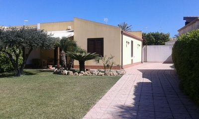 Photo for villa with garden and parking space