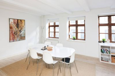 New York style flat in the very Centre of town. - Indre By