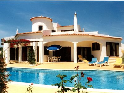 Photo for Spacious Comfortable Country Villa With Private Pool amid Landscaped Gardens