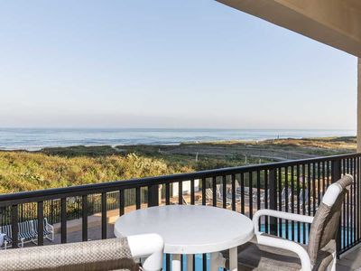 Photo for Suntide II 208 - Exquisite Ocean Views from Condo & Private Balcony