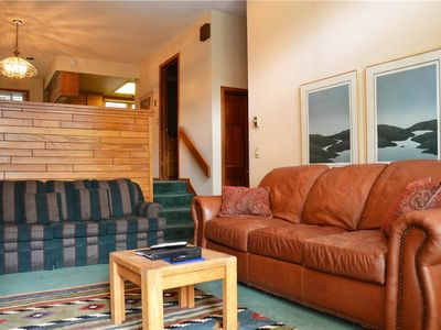 Photo for Chimney Ridge Townhomes: 2 BR / 3 BA townhome in Breckenridge, Sleeps 6