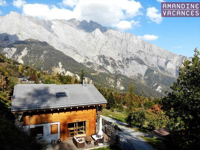 Photo for Gorgeous Chalet l'Escalade in Mayens-de-Chamoson