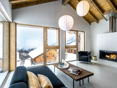 Dupleix design and luxurious, 5 gold flakes in the heart of the 3 valleys,