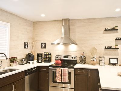 Photo for ★★★★★NEW ★CAMELBACK 4 BEDROOMS ★BBQ★POOL★GYM★WATER PARK★SAUNA★JACUZZI★WIFI ★★★★★