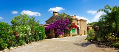 Photo for Idyllic Rural Finca With Private Swimming Pool, Wifi close to Cala D'or