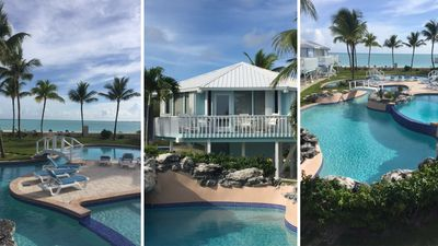 Photo for 2BR Villa Vacation Rental in Treasure Cay, Abaco