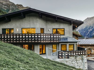 Photo for HEART - Manufaktur Appartements - Top2 Penthouse directly at the ski slope