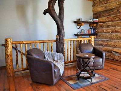 Photo for Lodestone Lodge: Hot Tub! Foosball! Fireplace! Luxury! Master Suite! Gourmet Kitchen! BBQ!