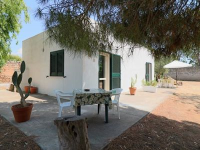 Photo for Holiday home on the ground floor in an old farmhouse of the '400 in Torre Sabea