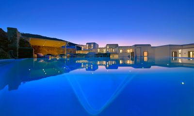 Photo for Villa Salty 1 with private pool in Mykonos