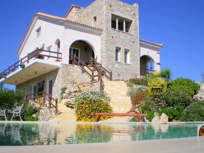 Photo for BOWER HOUSE ESTATE. Villa With Substantial Private Infinity Pool And Sea Views