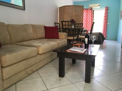 Photo for Agua de Lechuga... Beautiful condo just a short walk to the beach and downtown!