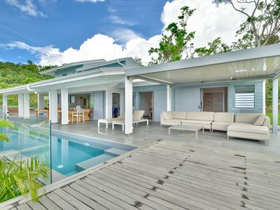 Photo for 4BR Villa Vacation Rental in Deshaies, Guadeloupe