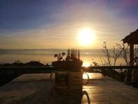 Excellent welcome, lovely view to the Ohrid lake, all confort équipements