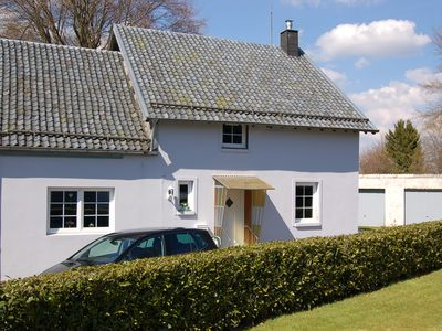 Photo for Country house with charm, quiet location, fireplace, large garden - ideal for children