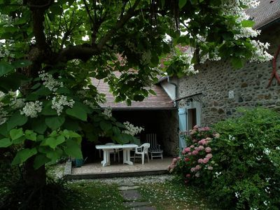 Photo for Pretty, petite house with garden between Béarn and Basque Country (for 2-4)