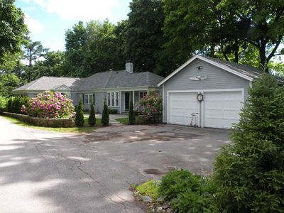 A Classic New England vacation with a short walk to the beach!