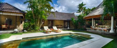 Photo for 2BR Seminyak Villa Rental, Inside City