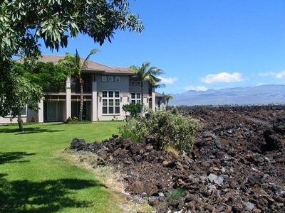 Private Location with Incredible Volcano & Fairway Views