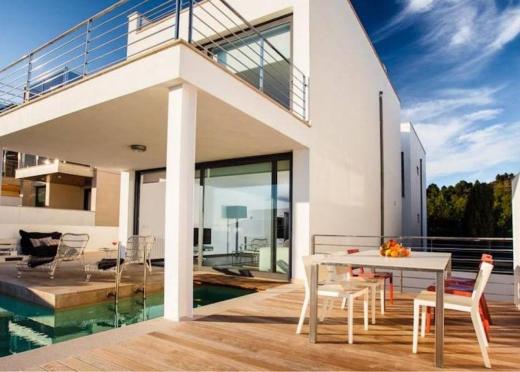 New Beach House With Top Seaview Pool Rooftop Lounge And Design