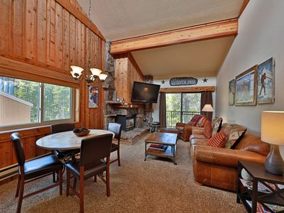 Photo for WALK to downtown from this Top Floor Unit with amazing views and sunlight Beaver Villiage 16-31. Wal