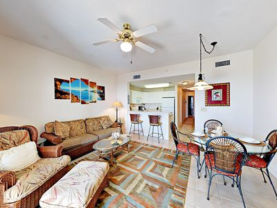 Photo for Gulf-View 1BR Condo at The Dunes – Indoor/Outdoor Pool, Beach Path