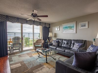 Photo for Luxurious Oceanfront Windy Hill Dunes-Great Summer  Savings !!!!!!!!!!