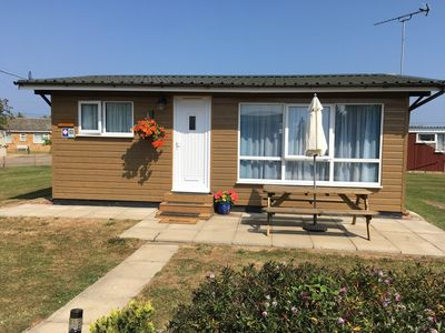 Photo for Cedar Lodge, Cedar Springs, Heacham. Only 5 Minutes Walk to the Beach.