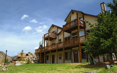 Upscale Spectacular Mountain Retreat On The Lake In Georgetown Colorado -  Georgetown