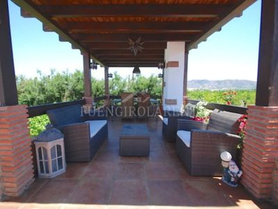 Photo for Rural Villa with Dreamlike Pool, Terraces, Garden, Mountain View, Wi-Fi & Air Conditioning; Parking Available