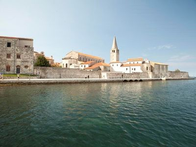 Photo for Apartment in the center of Poreč with Internet, Air conditioning, Parking, Terrace (744268)