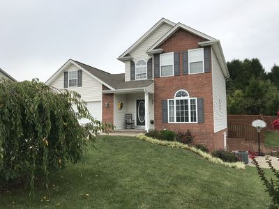 Photo for Private home 1.5 miles from Bristol Motor Speedway