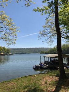 Photo for Peaceful Lake House on Lake Guntersville