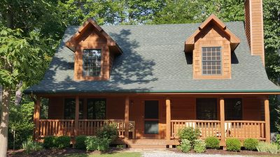 Photo for Kingfisher Cove Cabin - wonderful vacation home in Saugatuck, MI!