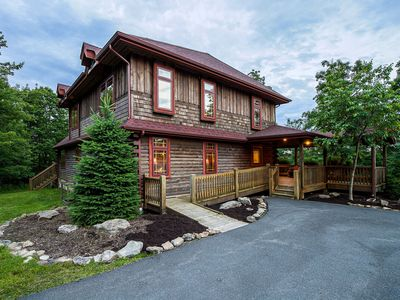 Photo for DOGS WELCOME! Lake Area Home w/Hot Tub & Pool Table!