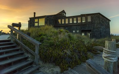 Photo for At The Beach! Insanely Great Beach House, Ocean Views And Relaxation For 11!