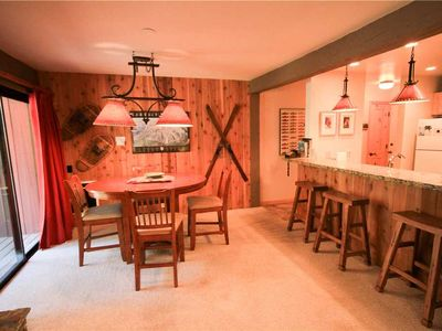 Photo for Mammoth Ski and Racquet Club #85, Deluxe 1 Bedroom, 2 Full Bathrooms Fully Furnished Condo
