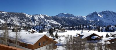 Photo for 2 bedroom 2 bathroom some of the best views June Lake has to offer