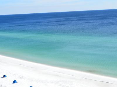 Photo for Remodeled in 2019 Beachfront⛵ ⛵Destin Towers 141🌞🌞Perfect Beach Condo 2BR/2BA