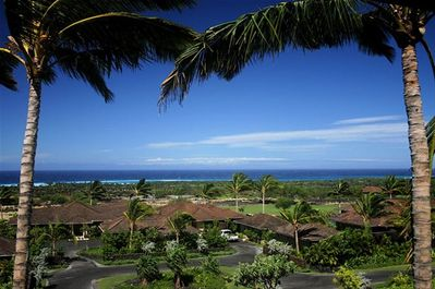 View from lanai to the north