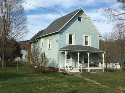 Photo for Newly Renovated Charming Victorian near Cooperstown