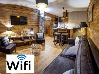 Photo for 6 persons apartment 40 m² 3 Tignes 'pillows'