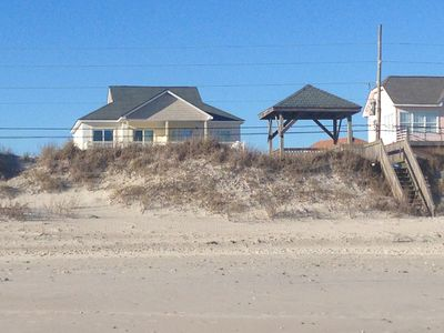 Photo for Ocean And ICW Views With Private Access To Beach