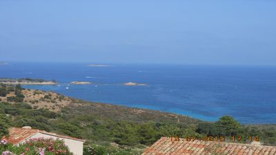 Photo for The most beautiful beaches of southern Corsica in front of Sardinia