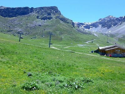 Photo for Apartment Les Tommeuses in Tignes - 4 persons, 1 bedrooms