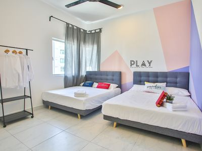Photo for PLAY Residence at Quintet , Tanah Rata for 8pax