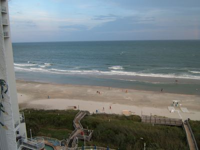 "Photo for RENOVATED 10 FL ""STUDIO"" SEAWATCH NORTH TOWER SPECTACULAR OCEAN VIEW AND POOLS!"