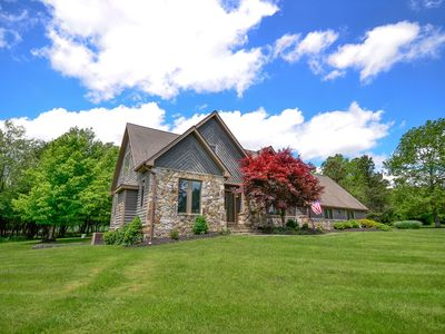 Photo for Forget Me Not- Lake Access Pet Friendly Home in Charming Blakeslee Community